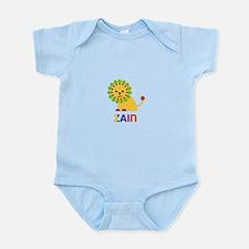 Zain Loves Lions Body Suit