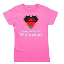 Happily Married Malawian Girl's Tee