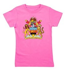 Malawi Coat Of Arms Girl's Tee