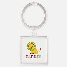 Zander Loves Lions Keychains