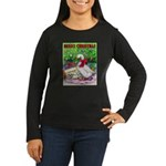 Holiday Package Women's Long Sleeve Dark T-Shirt
