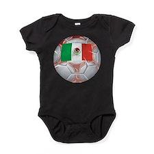 Mexico Soccer Baby Bodysuit