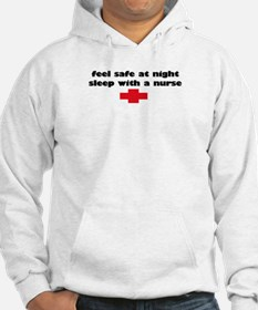Feel Safe at Night... Sleep with a Nurse