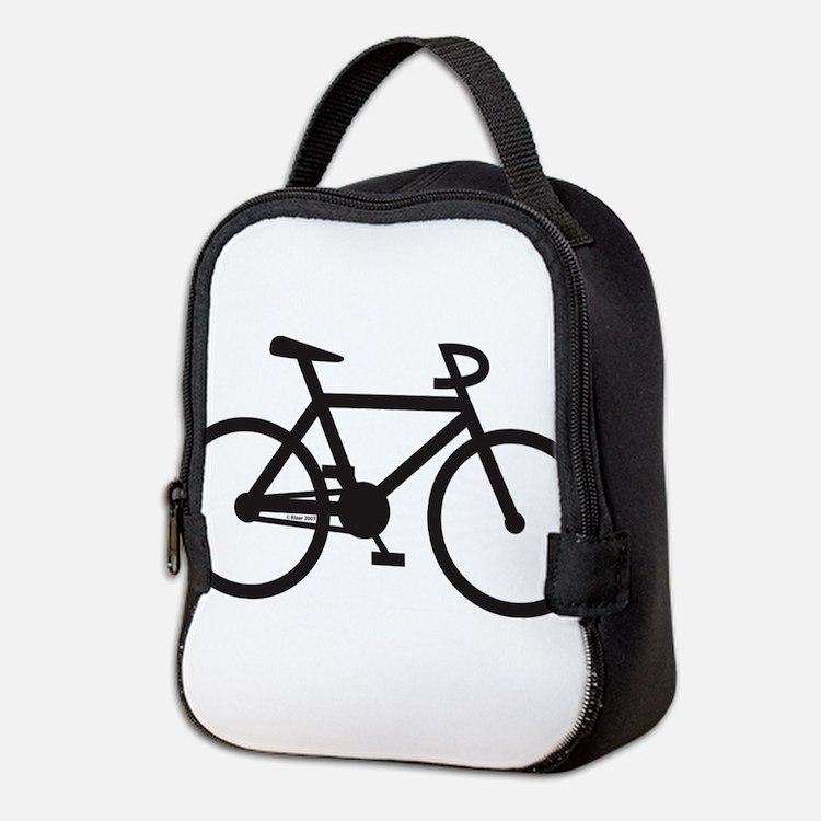 Klaar Bike Gear Neoprene Lunch Bag