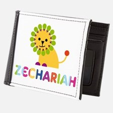 Zechariah Loves Lions Mens Wallet