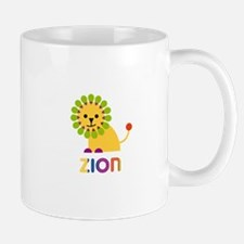 Zion Loves Lions Mug