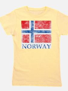 Vintage Norway Girl's Tee