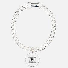 Spinone Italiano dog funny designs Bracelet