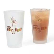 Drink Your Bloody Veggies! Drinking Glass