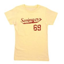 swingers copy.png Girl's Tee