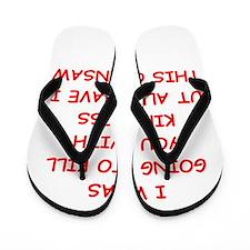 kindness Flip Flops