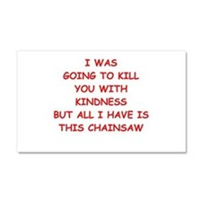 kindness Car Magnet 20 x 12