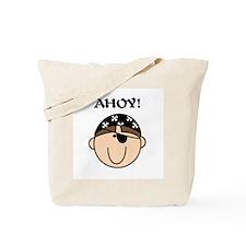 Ahoy Pirate Tote Bag