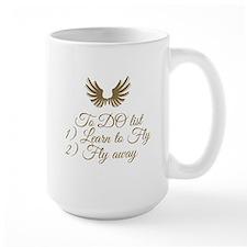 Learn to fly Mug