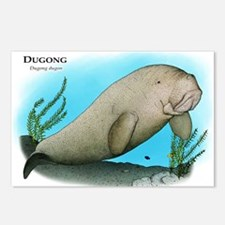 Dugong Postcards (Package of 8)