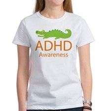 ADHD Awareness (Alligator) Tee