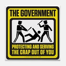 The Government Tile Coaster