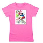 Philippines Girl's Tee