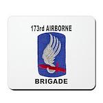 173RD AIRBORNE BRIGADE Mousepad