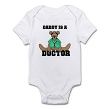 Doctor Daddy Infant Bodysuit