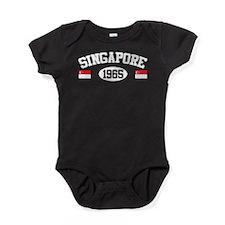 Singapore 1965 Baby Bodysuit