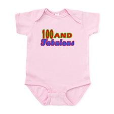 100 and fabulous Infant Bodysuit