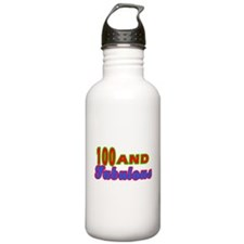 100 and fabulous Water Bottle