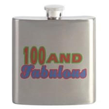 100 and fabulous Flask
