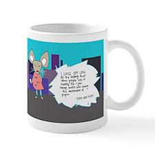 City Mouse Mug