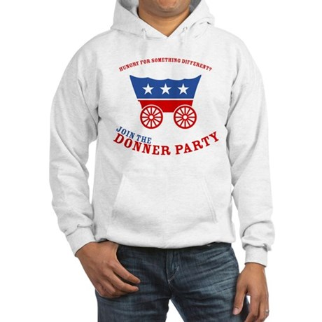 Strk3 Donner Party Hooded Sweatshirt
