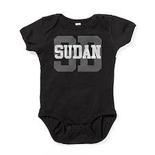 SD Sudan Baby Bodysuit
