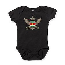 Suriname Emblem Baby Bodysuit