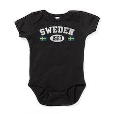 Sweden 1523 Baby Bodysuit