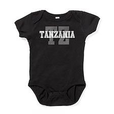 TZ Tanzania Baby Bodysuit