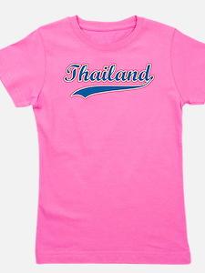 Retro Thailand Girl's Tee