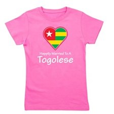 Happily Married Togolese Girl's Tee