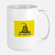 Large Gadsden Flag Mug
