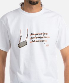 Book and a Swing T-Shirt