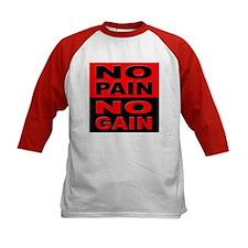 No Pain No Gain (Front) Tee