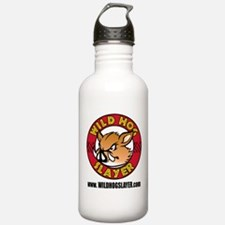 Wild Hog Hunters Worldwide Water Bottle