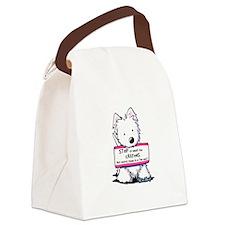 Vital Signs: BALANCE Canvas Lunch Bag