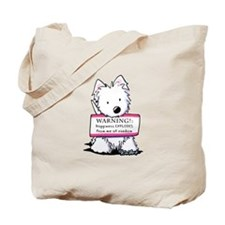 Vital Signs: HAPPINESS Tote Bag