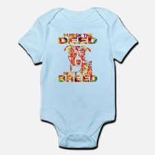 PUNISH THE DEED NOT THE BREED TD2B Body Suit
