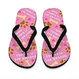 Bouvier Flip Flops