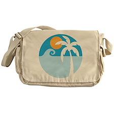 Vacation Messenger Bag