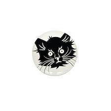 Cat Mini Button