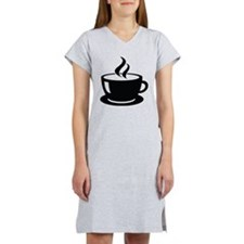 Coffee Women's Nightshirt