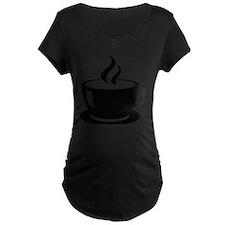 Coffee Maternity T-Shirt