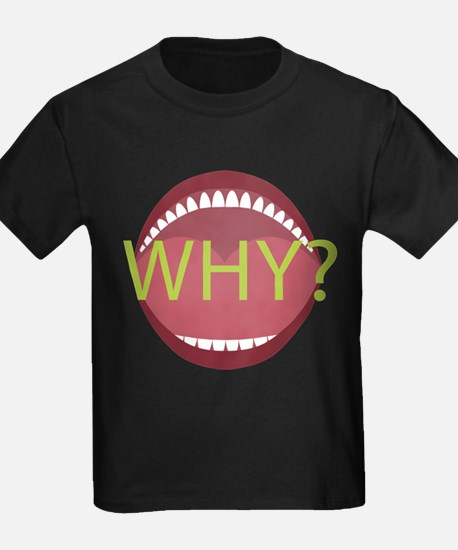 Wide Open Mouth T-Shirt