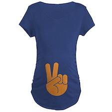 International Peace Hand T-Shirt